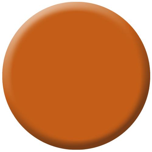 glac nagellak - clay brown bol