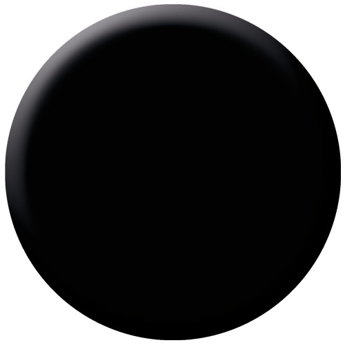 glac nagellak - black