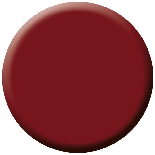 glac nagellak - deep red bol